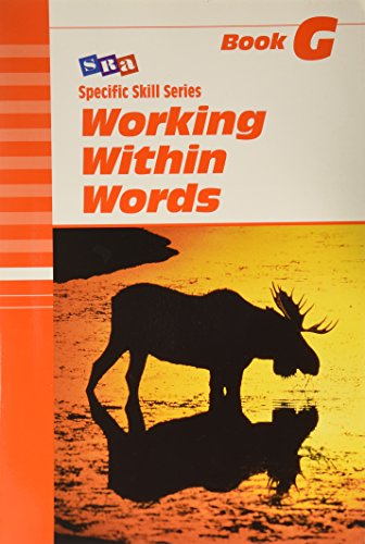 9780026879279: Working Within Words: Level G
