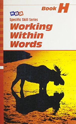 9780026879286: Working Within Words: Level H