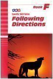 9780026879361: Following Directions (Specific Skill Series, Book F)