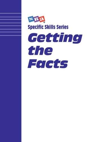 9780026879613: Getting Facts Book A