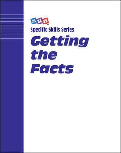 9780026879637: Getting the Facts, Book C (Specific Skill)