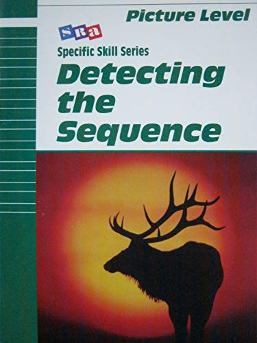 9780026879897: Sra Skill Series: Sss Picture Detecting the Sequence