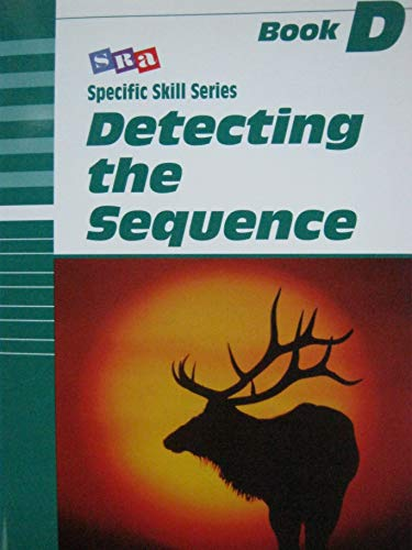 9780026879941: Detecting the Sequence Book D (Specific Skill Series)