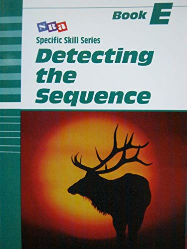 9780026879958: Sra Skill Series: Sss LV E Detecting the Sequence