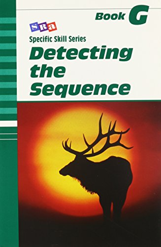 9780026879972: Detecting the Sequence: Level G