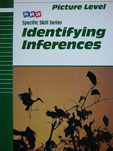 9780026879996: SRA Specfic Skill: Identifying Inferences, Picture Level