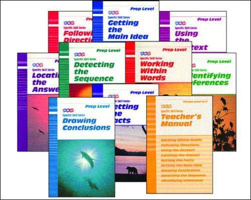 9780026880152: Preparatory Level Starter Set (Specific Skill Series)