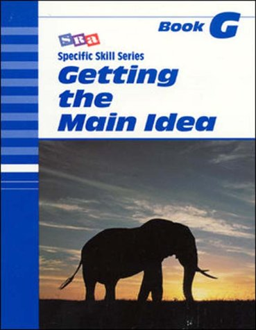 9780026880220: Specific Skill Series Sets by Level - Level G Starter Set