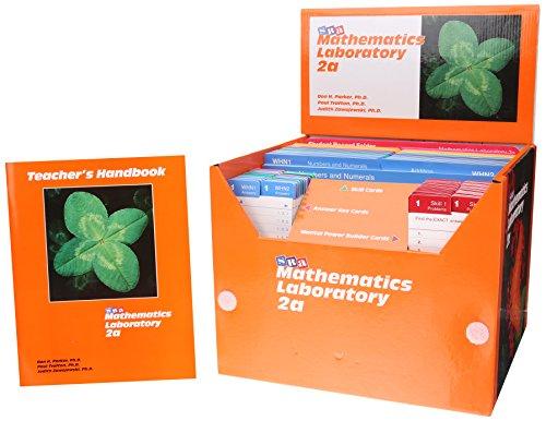 9780026880510: SRA Mathematics Laboratory, 2A