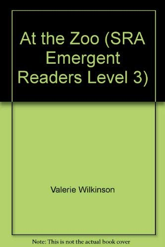 9780026880879: At the Zoo (SRA Emergent Readers Level 3)