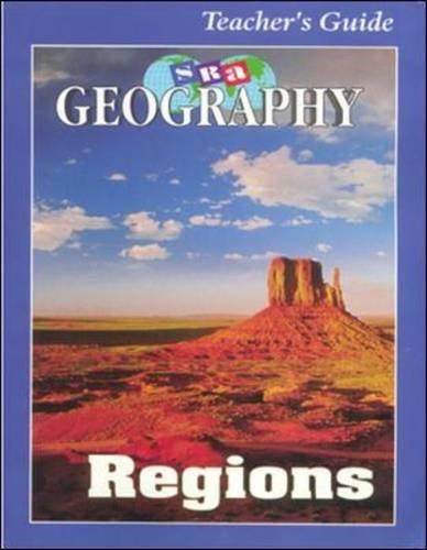 9780026881647: Regions Teacher Edition, Level 4