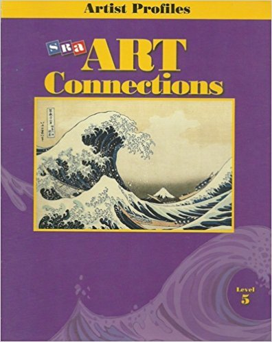 9780026883429: Art Connections, Level 4
