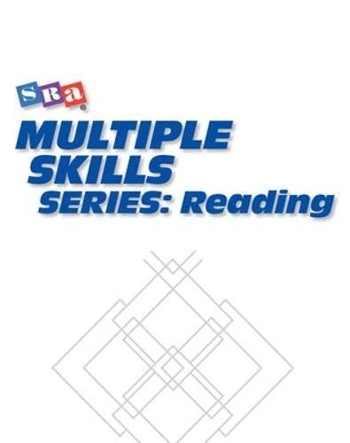 9780026883832: Multiple Skills Series 1998 - Complete Middle Grades Set (4-9)