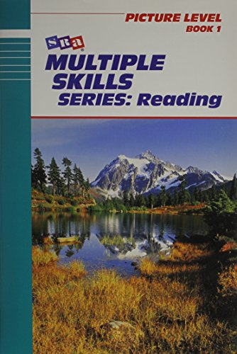 9780026883986: Multiple Skills Reading Series Picture Level Book 1