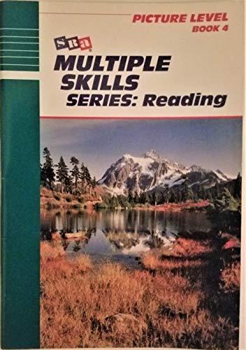 9780026884013: Student Edition: SE Multiple Skills Picture LV Bk 4 98ed