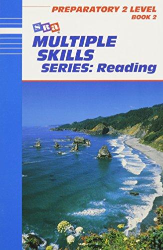 9780026884075: Multiple Skills Series:Reading-Preparatory 2 Level Book 2