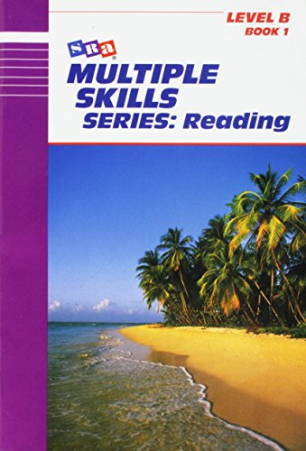 9780026884143: Multiple Skills Series Reading Level B Book 1