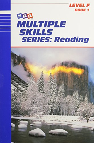 9780026884280: Multiple Skills Series Reading Level F Book 1