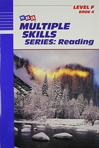 9780026884310: Multiple Skills Series Reading Level F Book 4