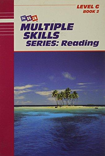 9780026884334: Multiple Skills Series Reading Level G Book 2