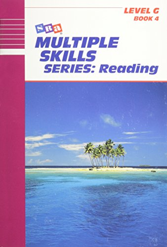 9780026884358: Multiple Skills Series Reading Level G Book 4