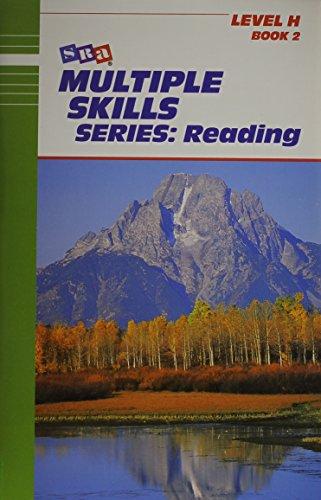 9780026884372: Multiple Skills Series Reading Level H Book 2