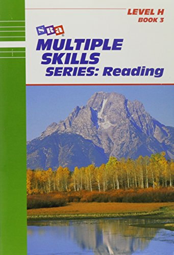 9780026884389: Multiple Skills Series Reading Level H Book 3