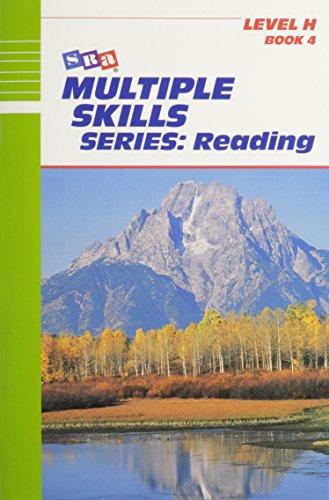 9780026884396: Multiple Skills Series Reading Level H Book 4
