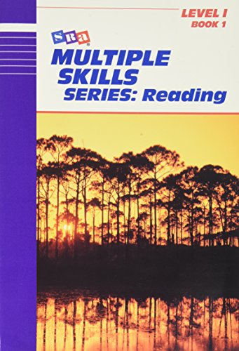 9780026884402: Multiple Skills Series Reading: L1 Book 1