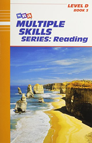 9780026884440: Multiple Skills Series Reading Level d Book 3