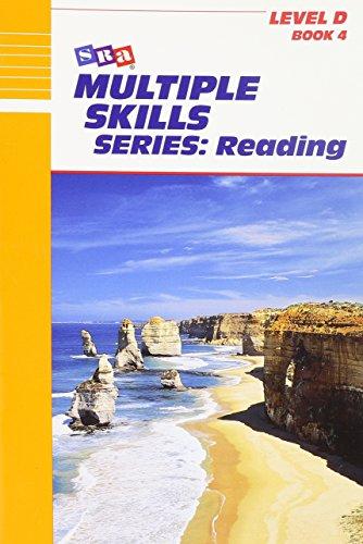 9780026884457: Multiple Skills Series Reading Level d Book 4