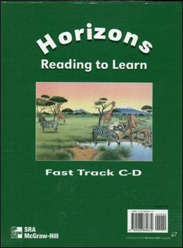 9780026884679: Horizons Fast Track C-D, Teacher Materials (HORIZONS SERIES)