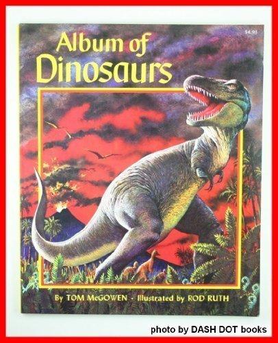 9780026885003: Album of Dinosaurs
