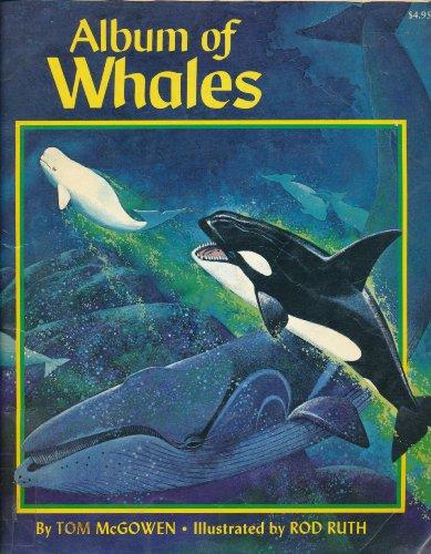 9780026885058: Album of Whales