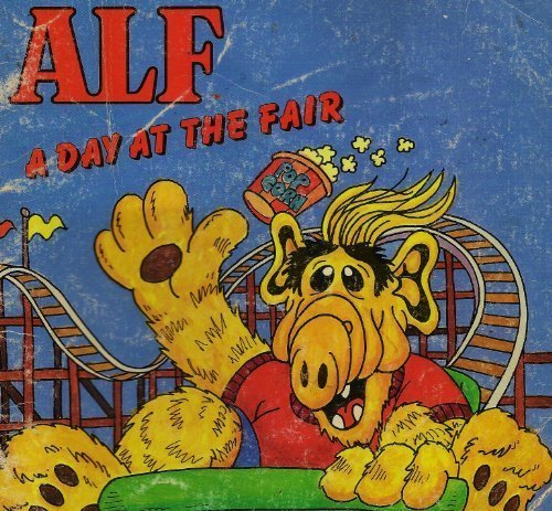 9780026885515: ALF A Day At The Fair (Alf Storybooks Ser.)
