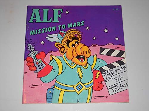 9780026885522: Alf: Mission to Mars