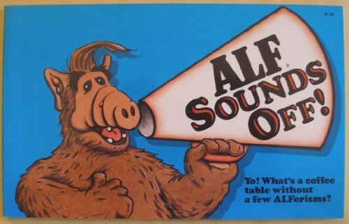 9780026885577: Alf sounds off!
