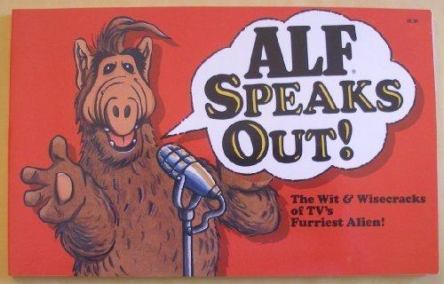 Alf speaks out!: Richard J Schellbach