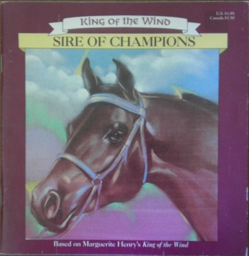 9780026888073: Sire of Champions (King of the Wind)