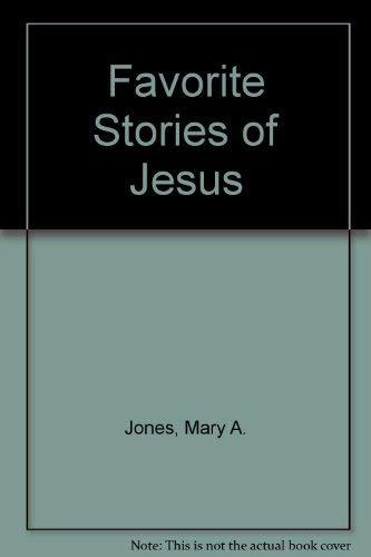 9780026890359: Favorite Stories of Jesus