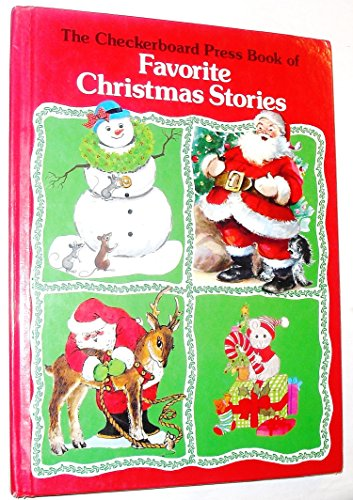 9780026890366: The Checkerboard Press Book of Favorite Christmas Stories