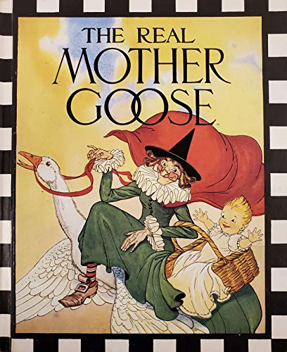 9780026890380: The Real Mother Goose