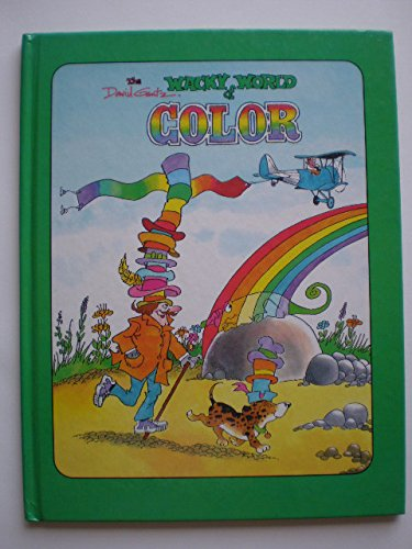 9780026890434: The David Gantz wacky world of colors
