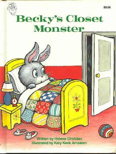9780026890571: Becky's closet monster (A What if? book)