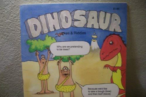 9780026890687: Dinosaur Jokes and Riddles