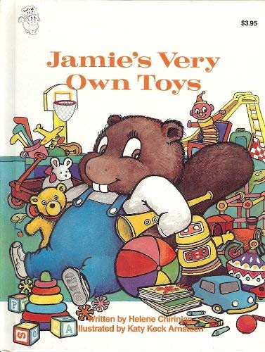 9780026890731: Jamie's very own toys (A what if? book)