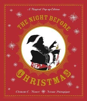 9780026890816: The Night Before Christmas Hallmark Pop-Up Book