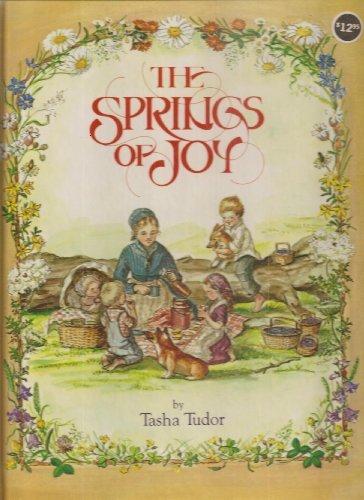 9780026890922: The Springs of Joy