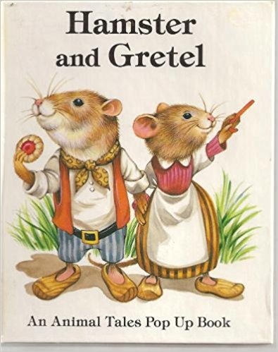 9780026890984: Hamster and Gretel (An animal tales pop up book)