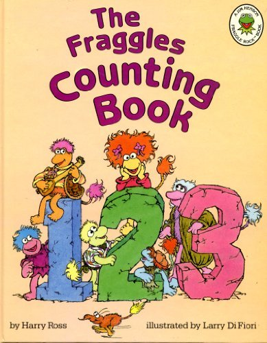 9780026891127: Fraggles Counting Book (Fraggles Concept Books)